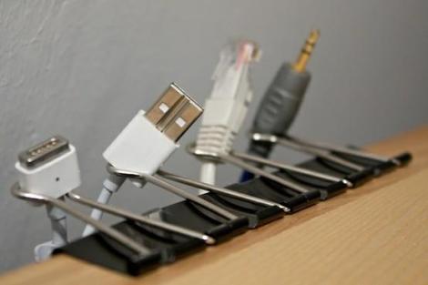 organizando cables